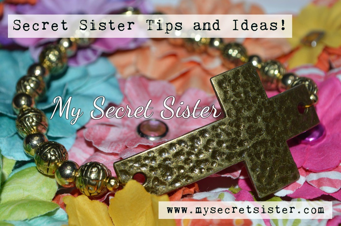 My Secret Sister: Tips and Ideas for an Awesome Secret Sister Program!